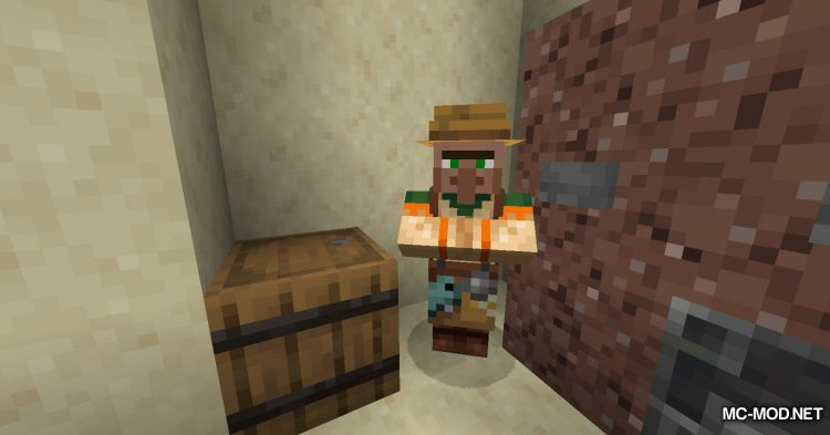Iron Barrels mod for Minecraft (4)