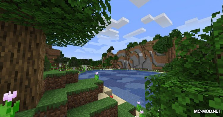 Leaf Decay mod for Minecraft (3)