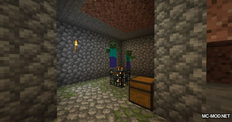 Mend Trend mod for Minecraft (14)