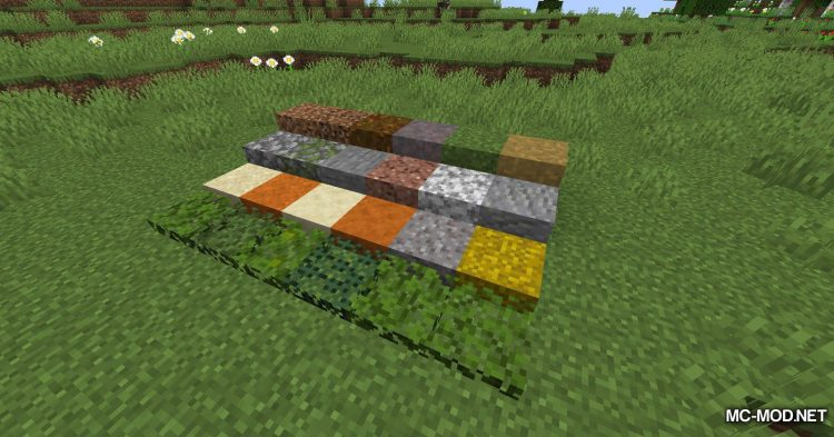 More Layers mod for Minecraft (16)