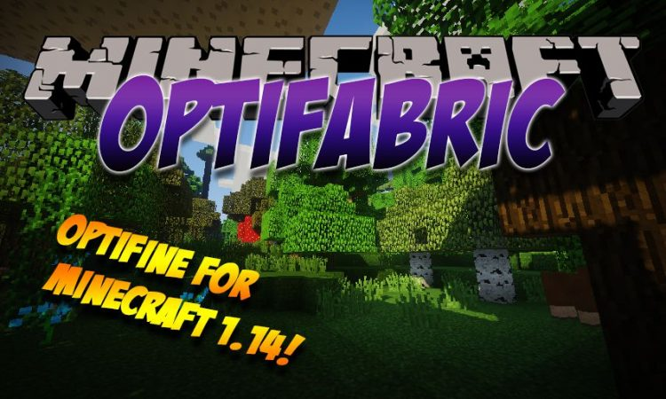 OptiFabric mod for Minecraft logo
