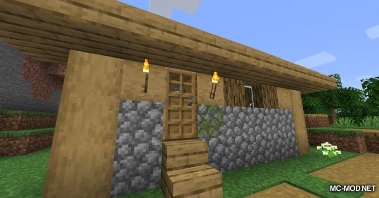 Over Populated mod for Minecraft (2)