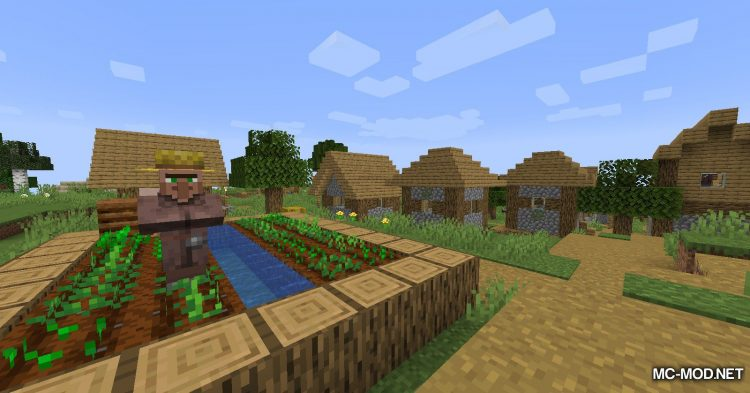 Over Populated mod for Minecraft (3)