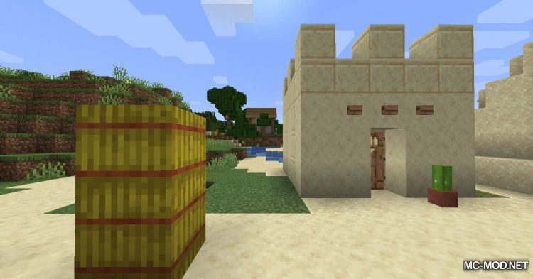 Over Populated mod for Minecraft (5)