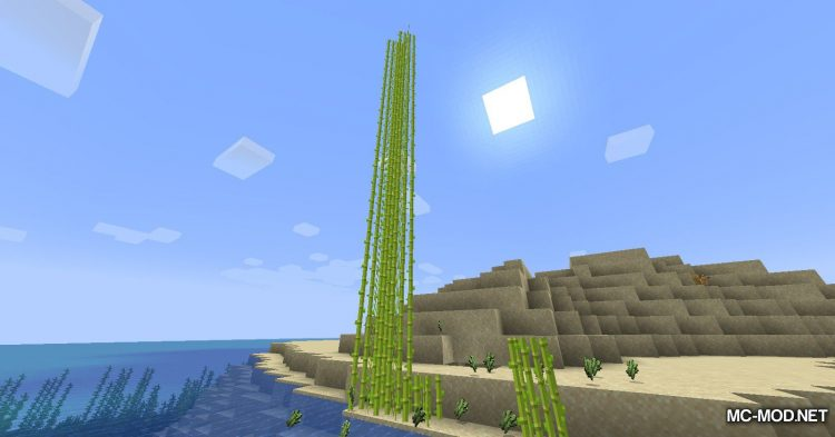 Quick Crops mod for Minecraft (7)
