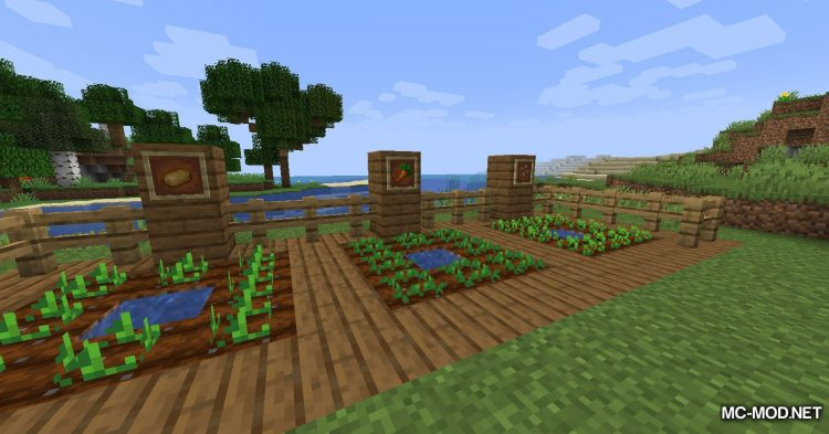 Quick Crops mod for Minecraft (9)
