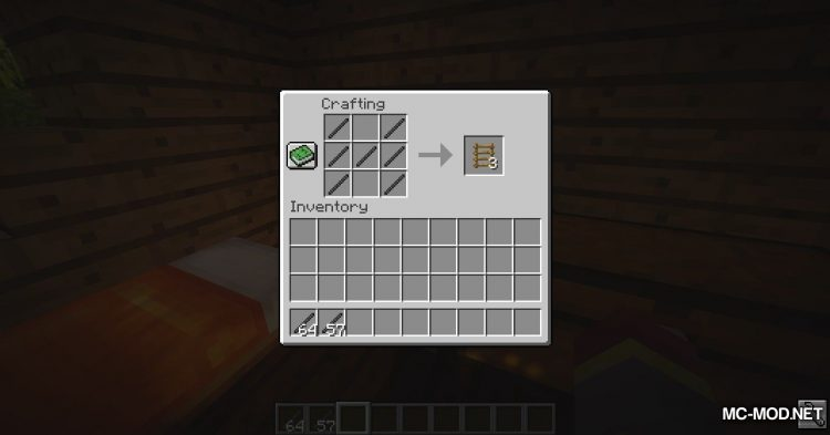 Stone Crafting Table mod for Minecraft (10)
