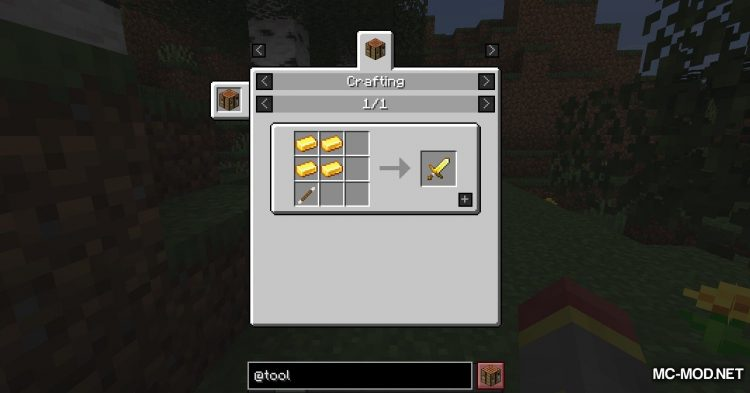 Tool Builder mod for Minecraft (12)