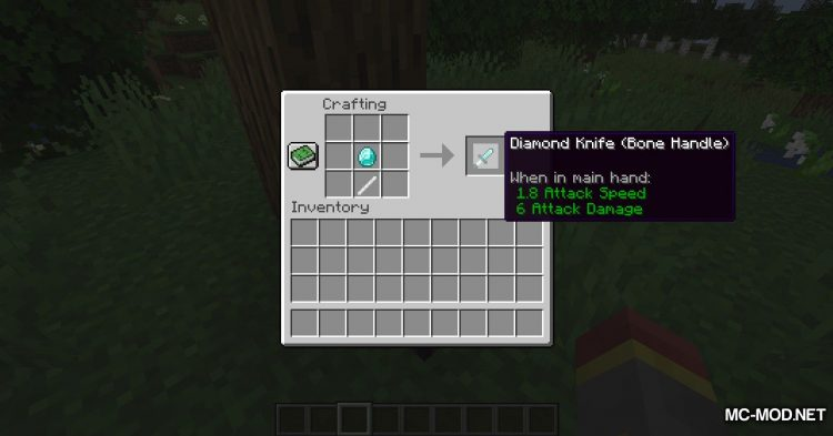Tool Builder mod for Minecraft (7)