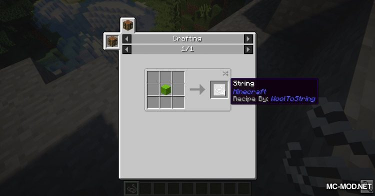 WoolToString mod for Minecraft (11)