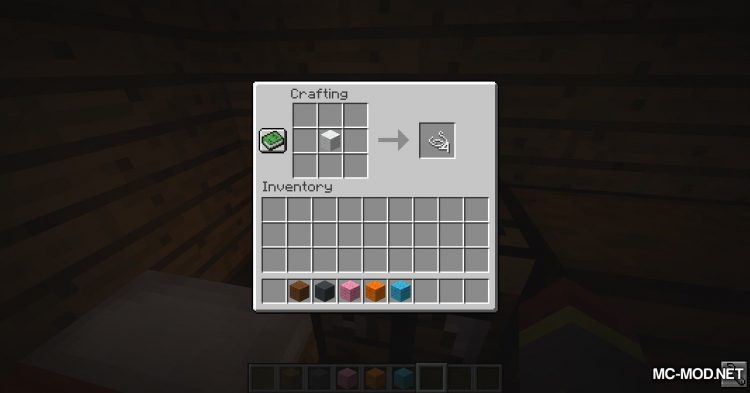 WoolToString mod for Minecraft (7)