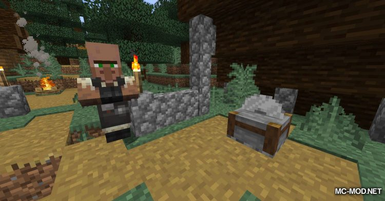 Corail Woodcutter mod for Minecraft (2)
