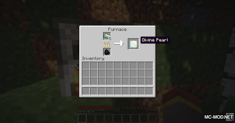 DivineWeapon mod for Minecraft (15)