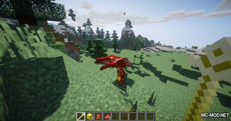 DivineWeapon mod for Minecraft (21)