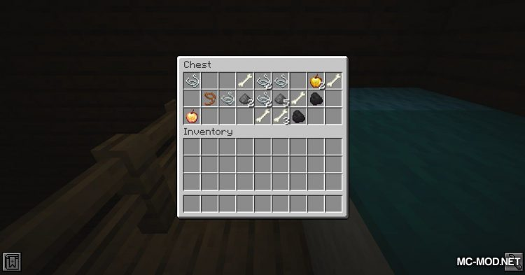 Enchanted Golden Apple Crafting mod for Minecraft (13)