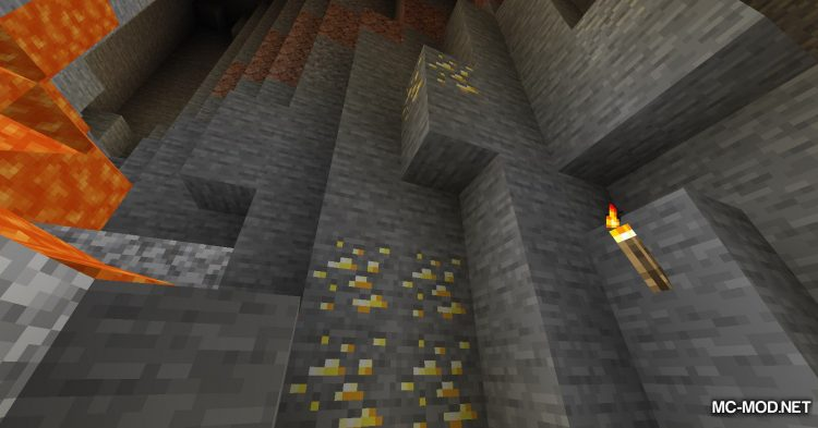 Enchanted Golden Apple Crafting mod for Minecraft (5)