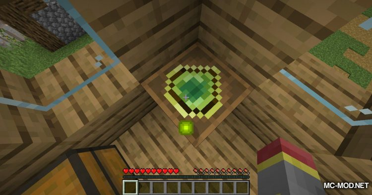 Experience Container mod for Minecraft (10)