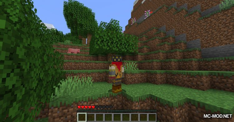 Hunger Remover mod for Minecraft (3)