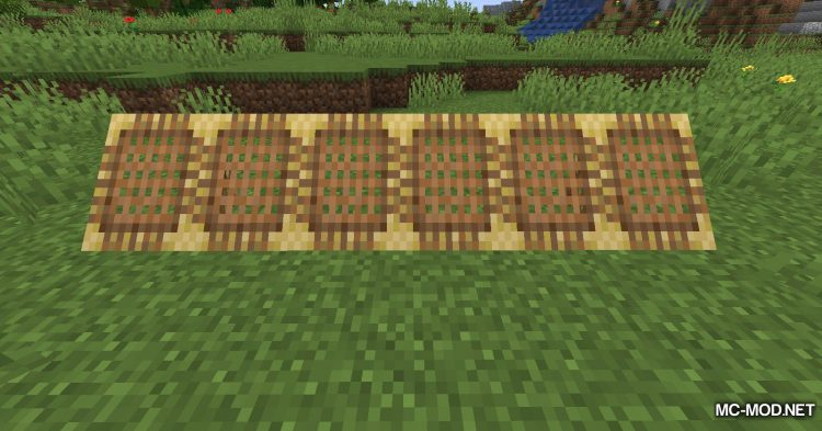 Template mod for Minecraft (7)