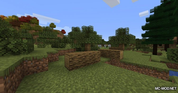 Traverse mod for Minecraft (12)