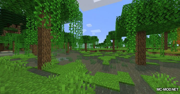 Traverse mod for Minecraft (13)