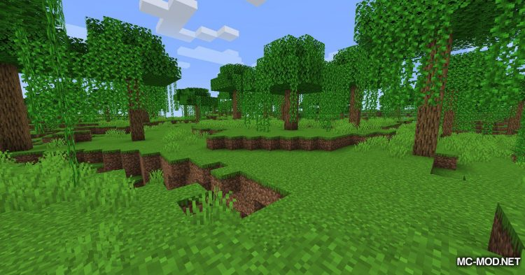 Traverse mod for Minecraft (14)