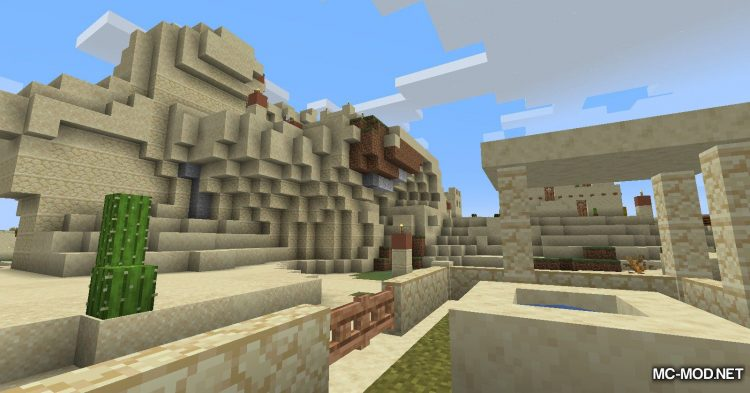 Traverse mod for Minecraft (2)
