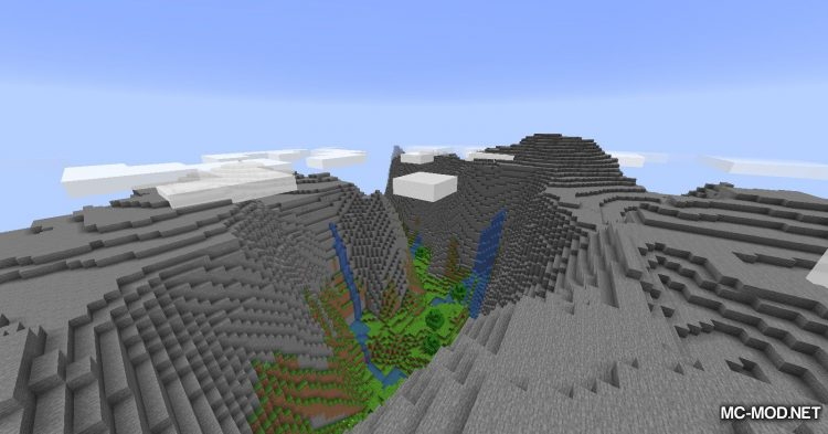 Traverse mod for Minecraft (4)