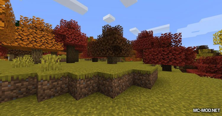Traverse mod for Minecraft (7)