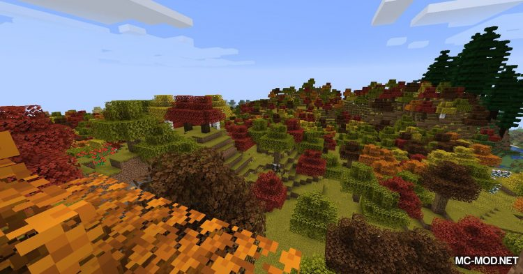 Traverse mod for Minecraft (8)