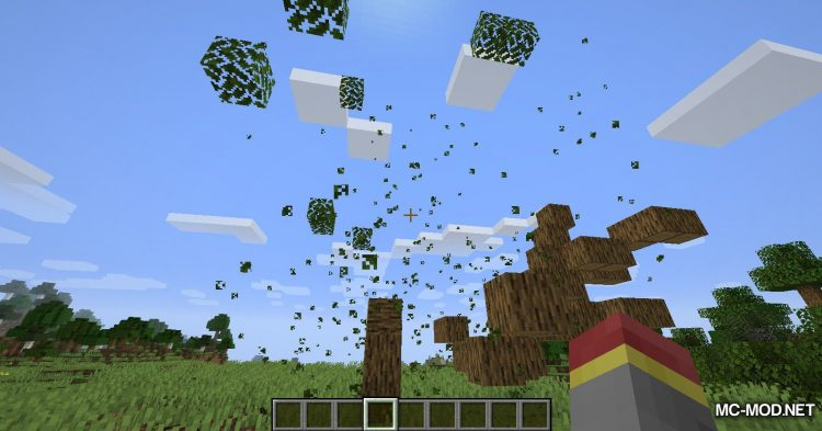 Trees Do Not Float mod for Minecraft (9)