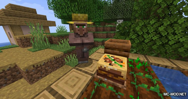 Well Fed mod for Minecraft (12)