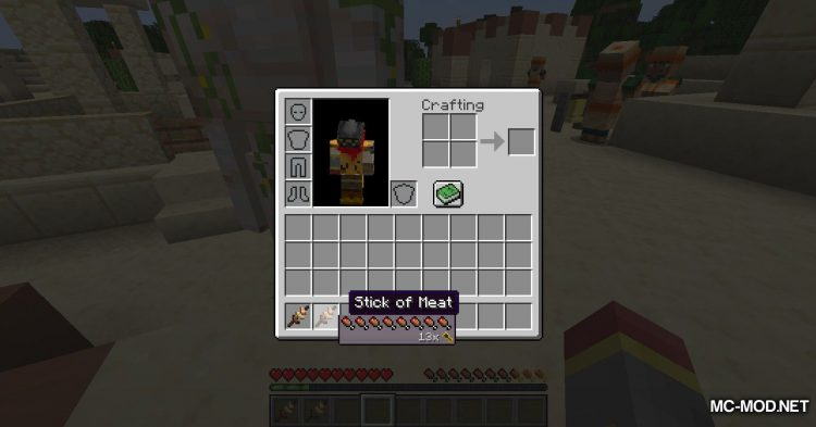 Well Fed mod for Minecraft (7)