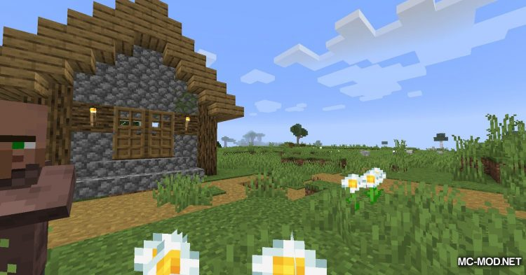 Angel Ring mod for Minecraft (2)