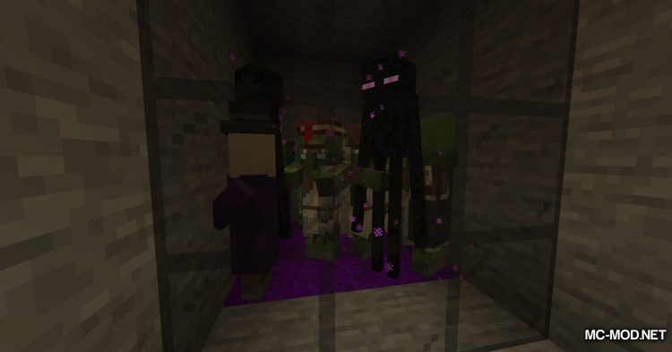 Cursed Earth mod for Minecraft (11)