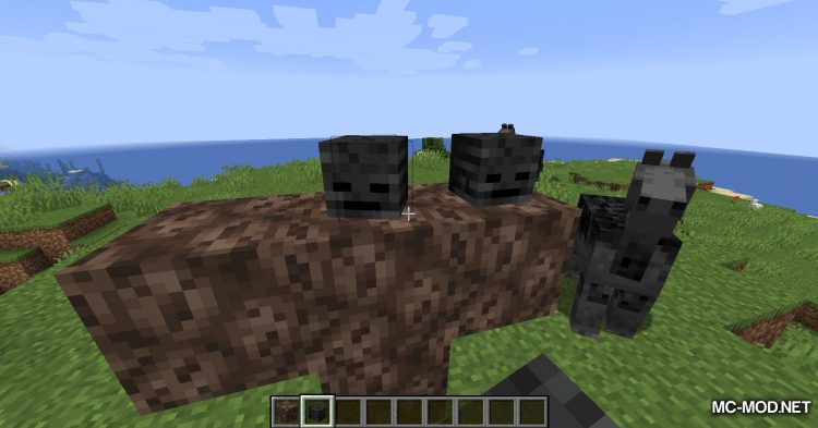 Cursed Earth mod for Minecraft (3)