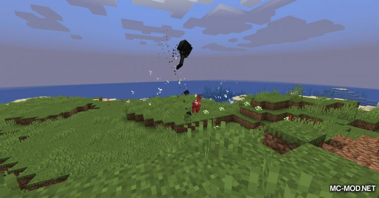 Cursed Earth mod for Minecraft (5)