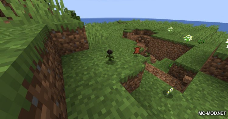 Cursed Earth mod for Minecraft (6)