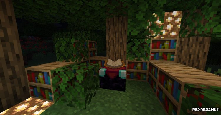 Enchanted ToolTips mod for Minecraft (15)