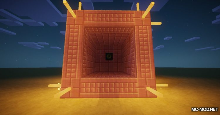 End Teleporters mod for Minecraft (11)