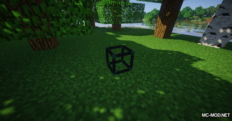 End Teleporters mod for Minecraft (4)
