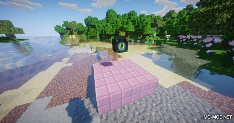 End Teleporters mod for Minecraft (5)