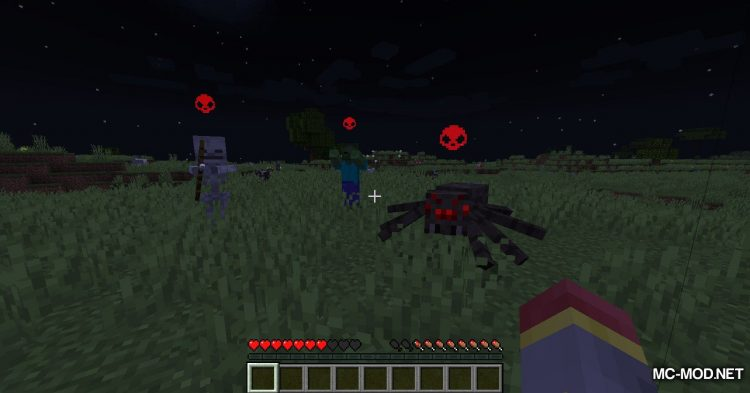Enemyz mod for Minecraft (12)