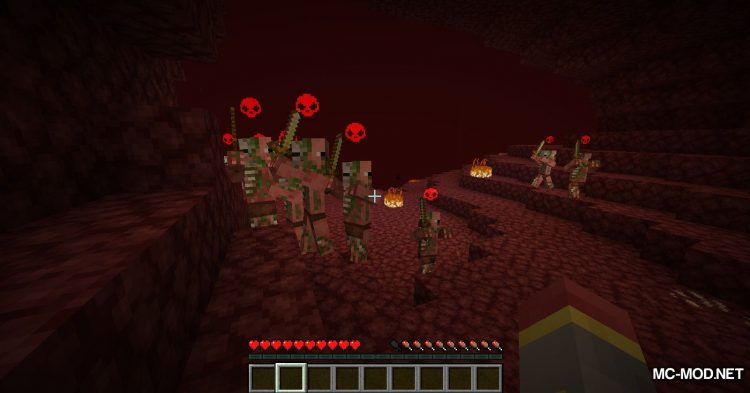 Enemyz mod for Minecraft (14)