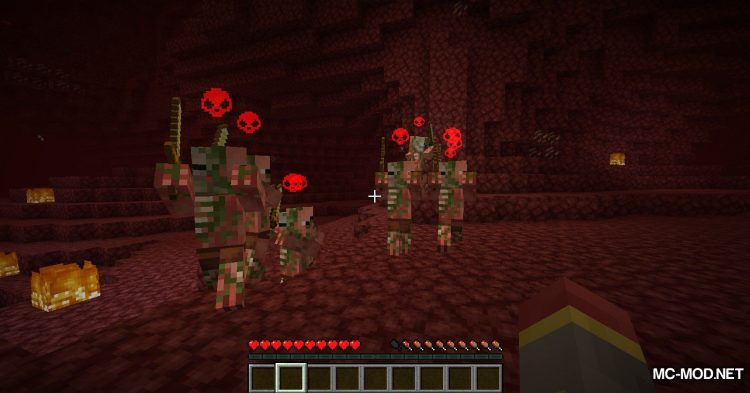 Enemyz mod for Minecraft (15)
