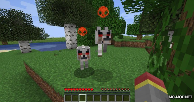 Enemyz mod for Minecraft (6)