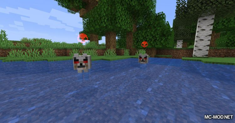Enemyz mod for Minecraft (7)