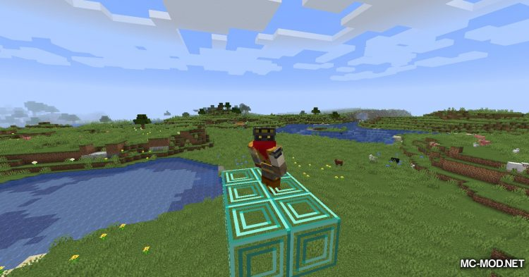 Glassential mod for Minecraft (11)