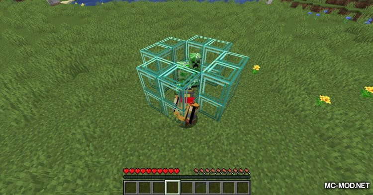 Glassential mod for Minecraft (13)