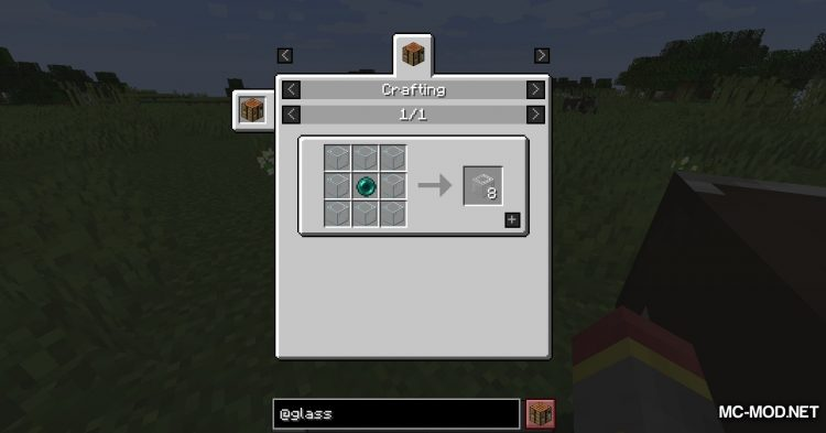 Glassential mod for Minecraft (18)